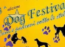 3° DOG FESTIVAL – VILLA SAN PIETRO – DOMENICA 22 LUGLIO