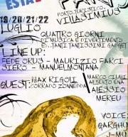 ESTATHE' PARTY – VILLASIMIUS  – 19-22 LUGLIO
