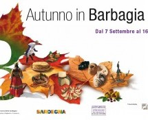 AUTUMN IN BARBAGIA – SEPTEMBER 7 TO DECEMBER 16