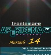 STARLIGHT NIGHT – PARTY DI FERRAGOSTO – FRONTEMARE – MARTEDI 14 AGOSTO