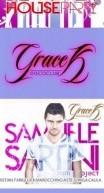 SPECIAL GUEST SAMUEL SARTINI – GRACE K – SABATO 18 AGOSTO
