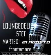 APERICENA, LOUNGEDELICA LIVE & DJ SET 80-90 – FRONTEMARE – MARTEDI 21 AGOSTO