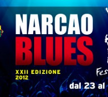 22nd EDITION NARCAO BLUES – NARCAO – 23 TO 25 AUGUST