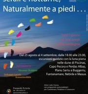 OF COURSE WALKING: GUIDED TOURS IN SOUTHWEST OF SARDINIA – AUGUST 25 TO SEPTEMBER 5