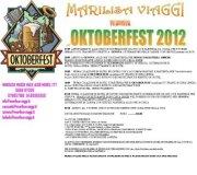 VIAGGIO ALL'OKTOBER FEST – 27 SETTEMBRE – 2 OTTOBRE