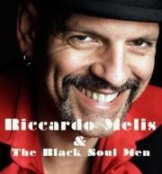 FERRAGOSTO IN PIAZZETTA SAVOIA – RICCARDO MELIS & THE BLACK SOUL MEN LIVE – MARTEDI 14 AGOSTO
