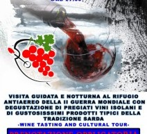 RIFUGIO DI VINO – CAGLIARI – SATURDAY AUGUST 25