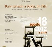 BENE TORRADU A BIDDA, TIU PITA' -TRESNURAGHES- SABATO 18 AGOSTO