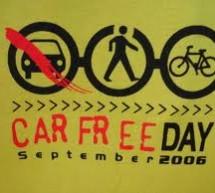 CAR FREE DAY – CAGLIARI – SABATO 22 SETTEMBRE