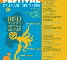 FESTIVAL OF THE ARTS OF GERREI – UNTIL AUGUST 30