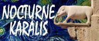 NOCTURNE KARALIS – NIGHT TOUR CASTELLO – THURSDAY AUGUST 23