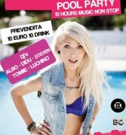 PISCINA PARTY – DOLIANOVA – DOMENICA 26 AGOSTO