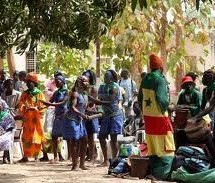SABAR – THE FEAST OF SENEGAL – SATURDAY AUGUST 25 AT 8:30 PM