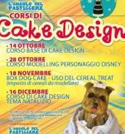 CORSO DI CAKE DESIGN – IGLESIAS – 14 e 28 OTTOBRE; 18 NOVEMBRE; 16 DICEMBRE