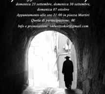 A PASSEGGIO COL CANONICO SPANO – CAGLIARI -DOMENICA 30 SETTEMBRE, 7 OTTOBRE
