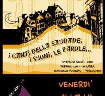 MADEIRA LIVE – VINVOGLIO WINE JAZZ CLUB – CAGLIARI – VENERDI 21 SETTEMBRE