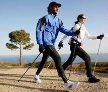 CORSO DI NORDIC WALKING – CAGLIARI- 15-16 SETTEMBRE