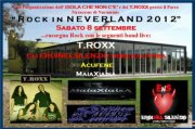 ROCK IN NEVERLAND 2012 – NURAMINIS – SATURDAY SEPTEMBER 8