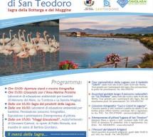 3° FESTA DELLA LAGUNA (SAGRA DELLA BOTTARGA E DEL MUGGINE) – SAN TEODORO – DOMENICA 16 SETTEMBRE