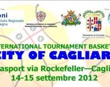 2° INTERNATIONAL TOURNAMENT BASKETBALL – CAGLIARI – 14-15 SETTEMBRE
