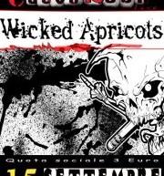 WICKED APRICOTS – CUEVA ROCK LIVE – QUARTUCCIU – SABATO 15 SETTEMBRE ORE 22,30