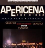 APERICENA TOP QUALITY PREDISCO – FRONTEMARE – QUARTU S.ELENA – VENERDI 21 SETTEMBRE