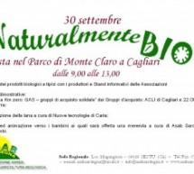 NATURALMENTE BIO – PARCO MONTE CLARO – DOMENICA 30 SETTEMBRE
