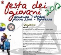 1° FESTA DEI GIOVANI – CAPOTERRA – DOMENICA 7 OTTOBRE