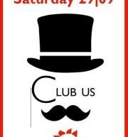CLUB US PARTY – LA PAILLOTE – CAGLIARI – SABATO 29 SETTEMBRE