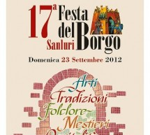 17° FESTA DEL BORGO – SANLURI – DOMENICA 23 SETTEMBRE