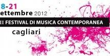 2° FESTIVAL MUSICA CONTEMPORANEA – CAGLIARI – 18-21 SETTEMBRE
