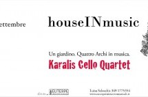 houseINmusic – CAGLIARI – FRIDAY SEPTEMBER 7