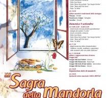 SAGRA DELLA MANDORLA – BARESSA – 8-9 SETTEMBRE