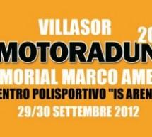 7° MOTORADUNO MEMORIAL MARCO AMBUS – VILLASOR – 29-30 SETTEMBRE