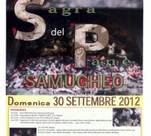 14° SAGRA DEL PANE – SAMUGHEO – DOMENICA 30 SETTEMBRE