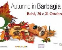 AUTUMN IN BARBAGIA – BELVI – 20 TO 21 OCTOBER