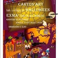 CARTON'ART – EXMA' – CAGLIARI – GIOVEDI 25 OTTOBRE