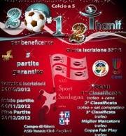 CHRISTMAS CUP THANIT – CALCIO A 5 – DA SABATO 6 NOVEMBRE