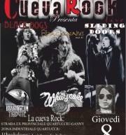 CUEVA ROCK LIVE 60-70-80 th SHOW – QUARTUCCIU – THURSDAY NOVEMBER 8