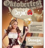OKTOBERFEST CUPIDO PARTY – DONEGAL – CAGLIARI – TUESDAY OCTOBER 23