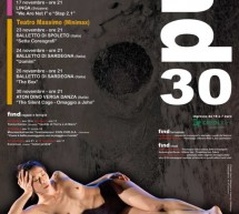 INTERNATIONAL FESTIVAL NEW DANCE – CAGLIARI – OCTOBER 31 TO NOVEMBER 30