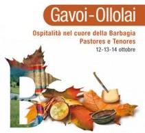 AUTUNNO IN BARBAGIA – OLLOLAI – 12-14 OTTOBRE