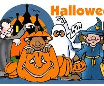 THE BIG EVENING HALLOWEEN – TUTTESTORIE LIBRARY – CAGLIARI – WEDNESDAY OCTOBER 31