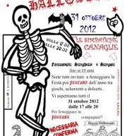 HALLOWEEN FOR CHILDREN – LE SIMPATICHE CANAGLIE – PIRRI – WEDNESDAY OCTOBER 31