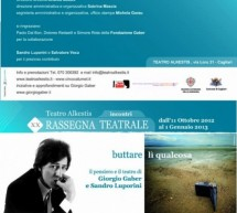 MEETINGS 2012 – ALKESTIS THEATRE- CAGLIARI – NOVEMBER 10 TO JANUARY 2013,1