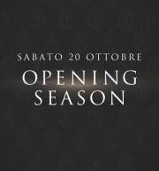 OPENING SEASON JACKIE O – CAGLIARI – SABATO 20 OTTOBRE