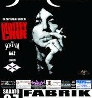 JOHN CORABI FEAT. MOTLEY CRUE ESP LIVE – FABRIK – CAGLIARI – SATURDAY OCTOBER 27