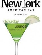SATURDAY LOUNGE – NEW YORK AMERICAN BAR – IGLESIAS- SABATO 20 OTTOBRE