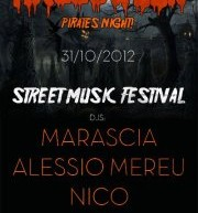 HALLOWEEN STREET MUSIC FESTIVAL – CAGLIARI – RITUAL'S – MERCOLEDI 31 OTTOBRE