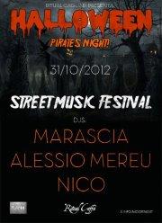 HALLOWEEN STREET MUSIC FESTIVAL - CAGLIARI - RITUAL'S